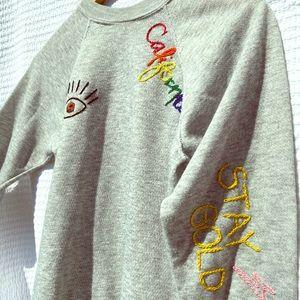 Vintage one of a kind sweatshirt